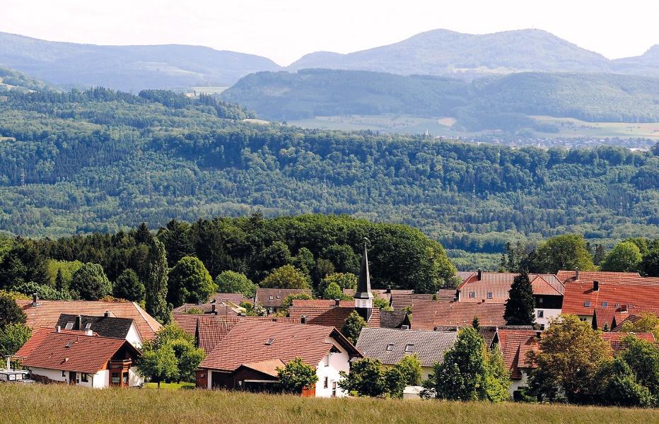 Bad Säckingen: Entlang des südlichen Hotzenwaldes