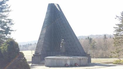 Kriegerfriedhof Dukla
