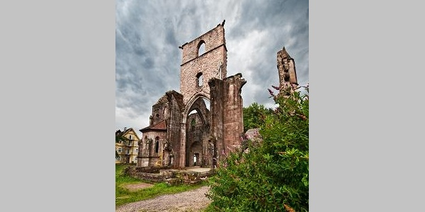 Klosterruine Allerheilgen
