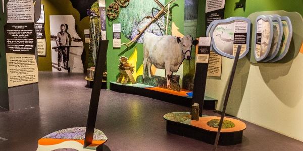 Meän elämää -näyttely kertoo Väylän varren paikalliskulttuurista ja lappilaisista kylistä