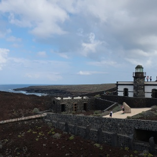 Lighthouse at Punta de Teno