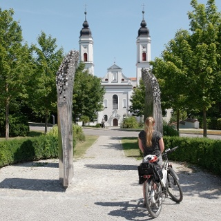 Kloster in Irsee