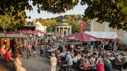 Brunnenfest Bad Liebenstein
