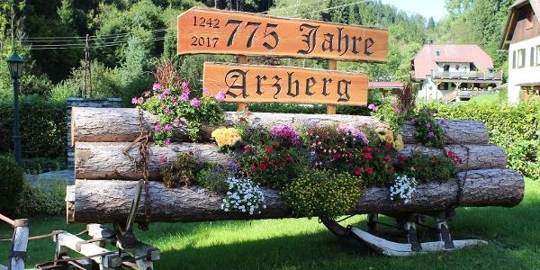Arzberg, Gemeinde Passail