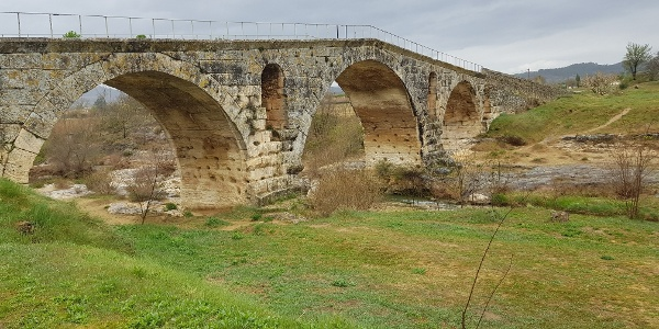 The Pont Julien