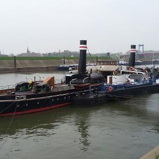 Muserumsschiff Oscar Huber