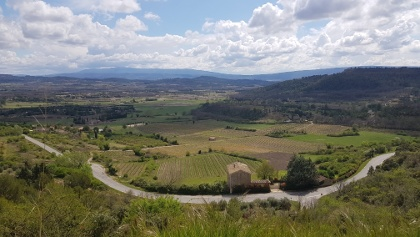 Beautiful Luberon views