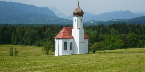 Kirche in St. Johannisrain