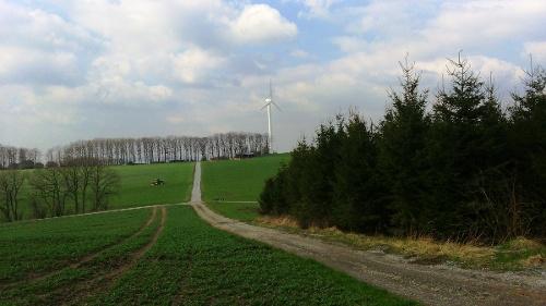 Rund um den Nusshagen in Neuenrade-Altenaffeln - A1 -