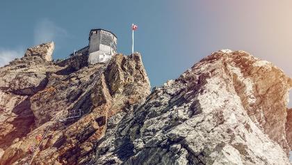 Höhenwanderung Zugang Bertolhütte
