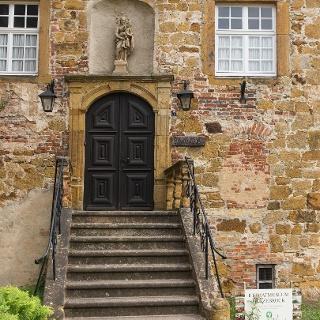 Eingang zum Heimatmuseum