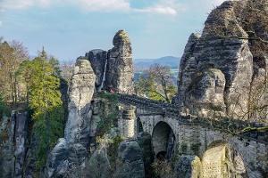 Foto Die Basteibrücke