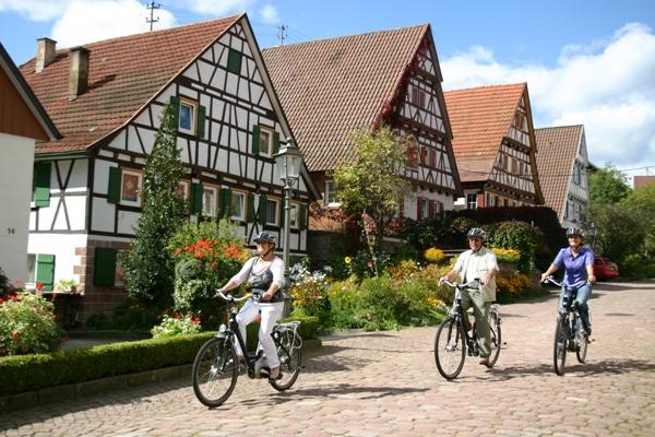 """E-Bike Tour """"Idylle Pur - Das Teinachtal erleben"""""""