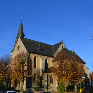 Ev. luth. St. Jacobi Kirche in Werther (Westf.)