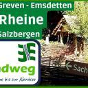 EmsRadweg #4 ▶Greven, Emsdetten, Rheine, Salzbergen [RADTOUR DOKU]
