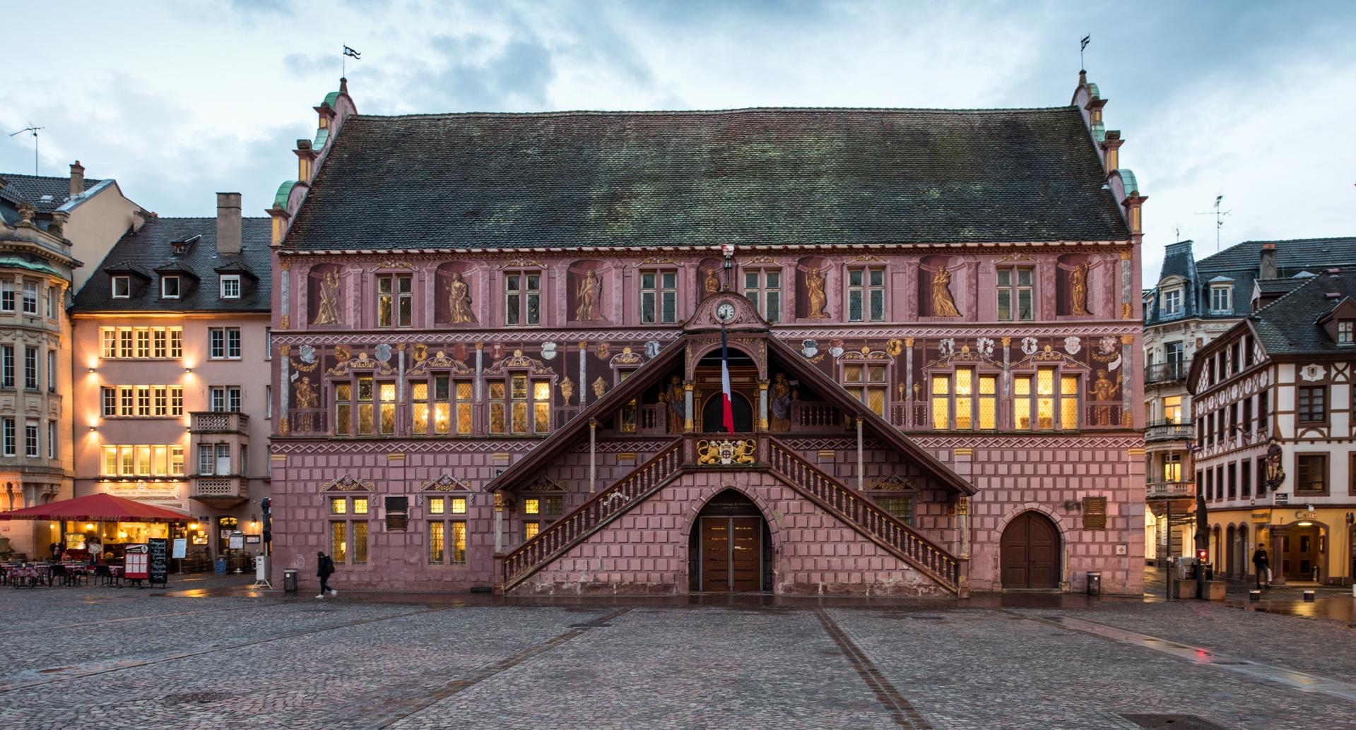 Historisches Rathaus Mulhouse