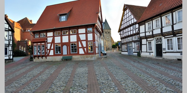 Marktplatz Obernkirchen