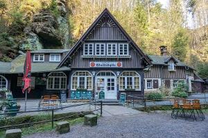 Foto Gasthaus Waldidylle im Uttewalder Grund