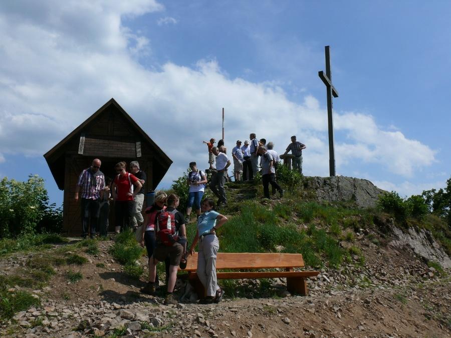 Aussichtspunkt Spitzfelsen