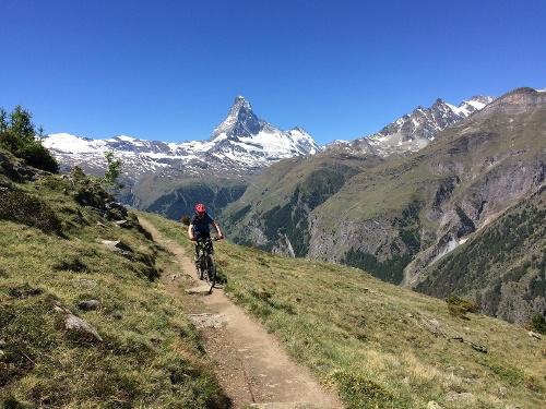 Bike tour Blauherd - Täsch (Nr. 5)
