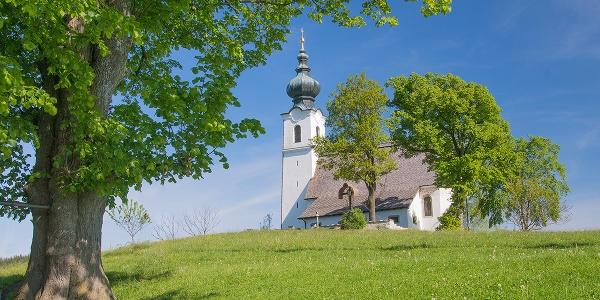 St. Johannes-Kirche auf dem Johannishögl