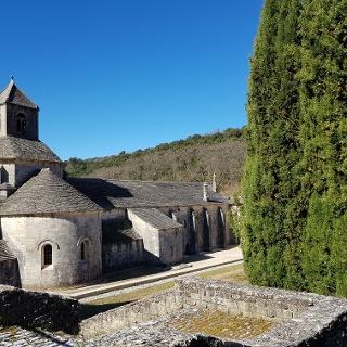 The Abbaye de Senanque