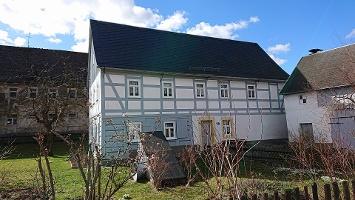 Foto Fachwerkhaus in Cunnersdorf