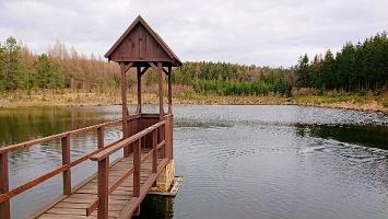 Foto Hrádecký rybnik - Teich