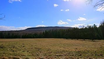Foto Blick auf den Hohen Schneeberg