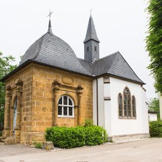 Die Loerdemann'sche Kapelle, ein Kleiod mitten in Herzebrock