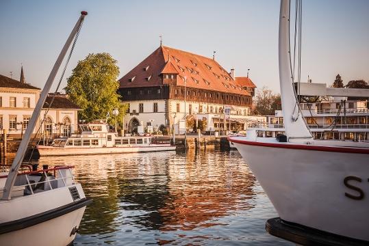 Hafen mit Konstanzer Konzil