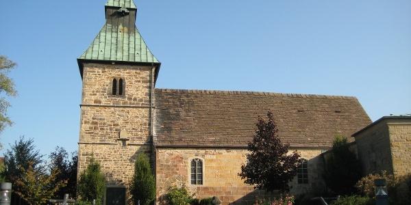 St. Dionysius Kirche Lindhorst