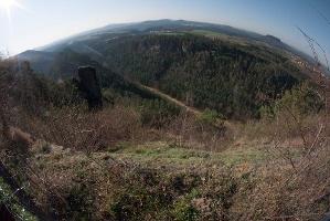 Foto Panorama an der Brandaussicht