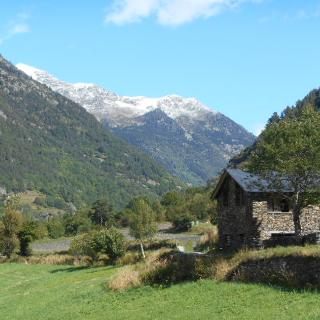Im Vall del Nord. Borda del Soler