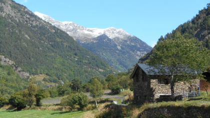 In the Vall del Nord. Borda del Soler
