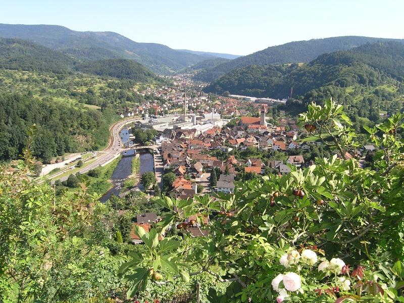 Auf dem Ortenauer Weinpfad und der Gernsbacher Runde