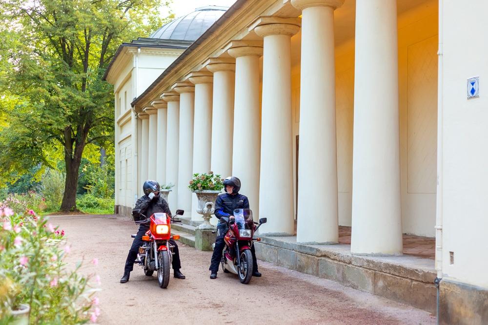 Zum Abschluss der Fürstlichen Route lohnt sich ein Abstecher im Schloss Lübbenau