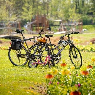 Hockenheimer Radring im Gartenschaupark