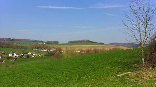 Rundweg durch Wiesenlandschaft in Neuenrade-Blintrop - A2 -
