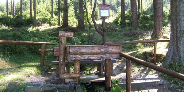 Kneipp-Armbad am Dr. Wald-Weg