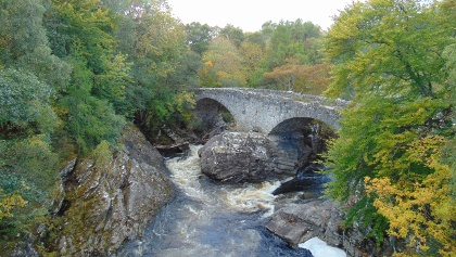 Invermoriston Bridge