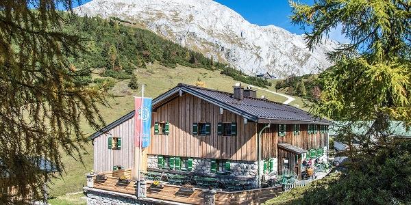 <![CDATA[Das Schneibsteinhaus: Berghütte auf der Königsbergalm]]>