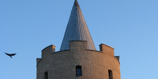 "Bergfried ""dicker Heinrich"""