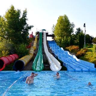 A balatonfüredi Annagora Aquapark