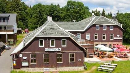 Hotel und Restaurant Stutenhaus im Vessertal