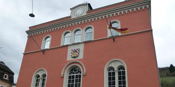 Rathaus der Verbandsgemeinde Traben-Trarbach