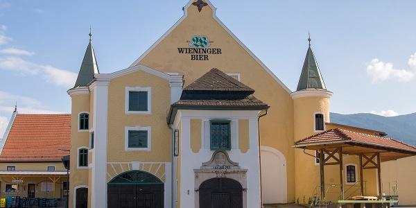 Privatbrauerei Wieninger in Teisendorf