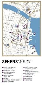 Kartenübersicht Konstanz