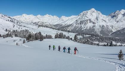 Komfort Skitouren und Wellness im Münstertal