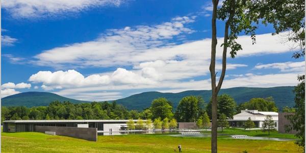 Clark Art Institute, Visitor Center